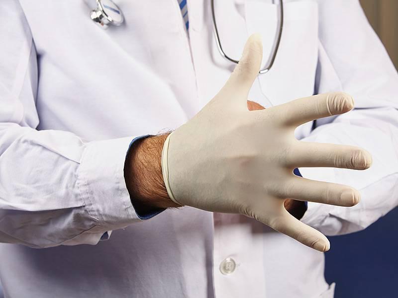 معاینه انگشتی پروستات