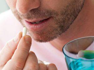 خوردن دارو برای درمان پروستات