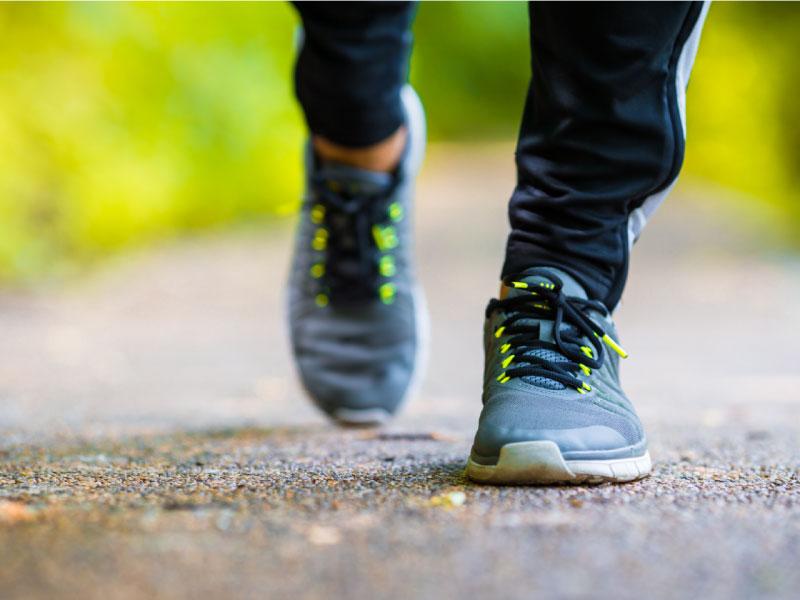 پیاده روی و سرطان پروستات