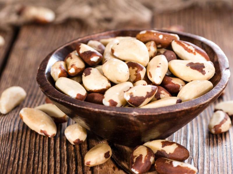 بادام زمینی و پروستات