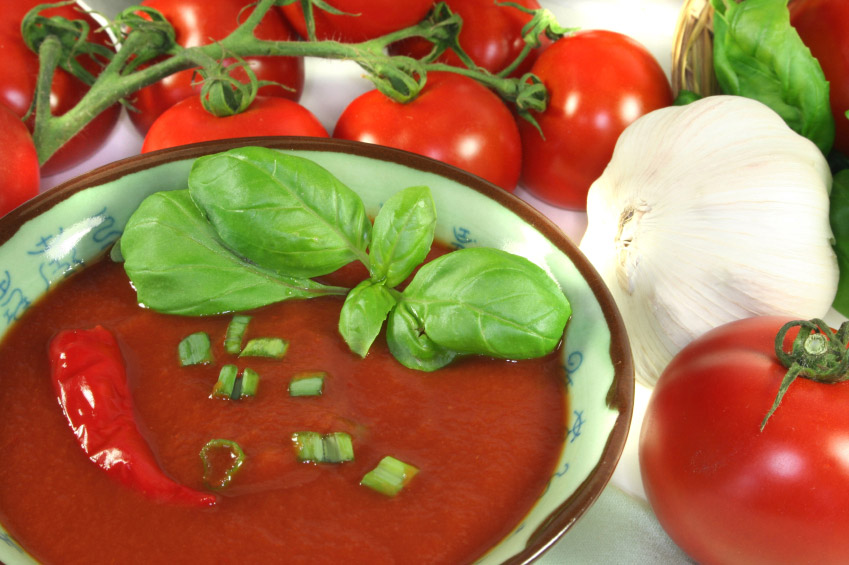 گوجه برای پروستات