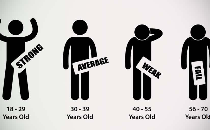 تاثیر سن بر نعوظ