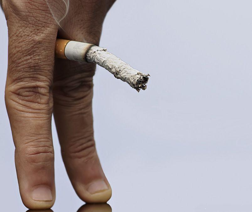 تاثیر سیگار بر نعوظ